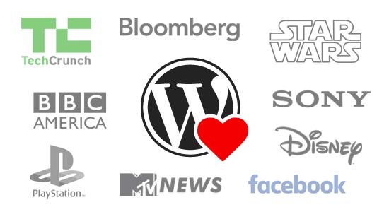 companies wordpress