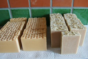Rooibos soaps