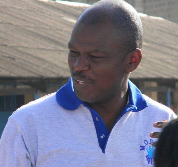 Teacher Clifford and the Homeless of Nairobi via @theMagunga