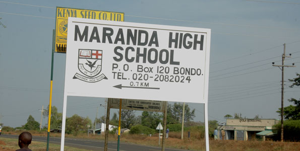 Maranda via @theMagunga