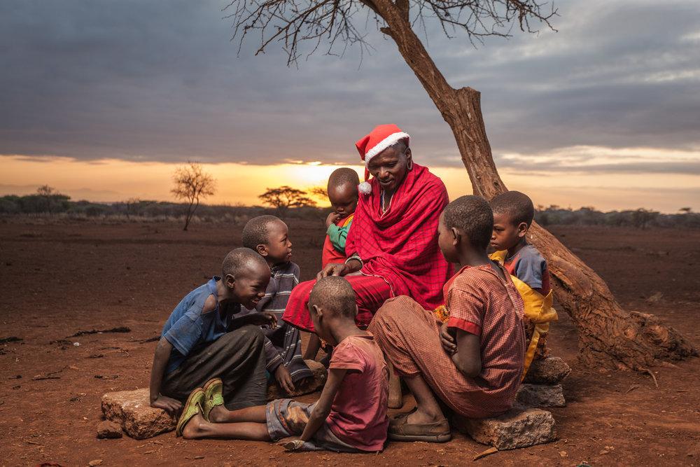 The Robbers of Christmas Eve via @theMagunga