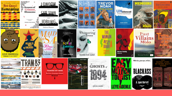 Readers' Choice: Our Favourite African Reads of 2016 via @theMagunga