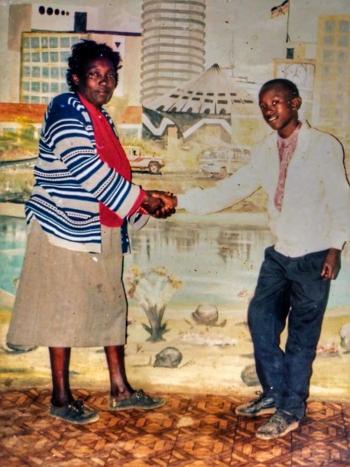 Naomi Wanjiru, Kinyanjui Kombani, Mothers Day