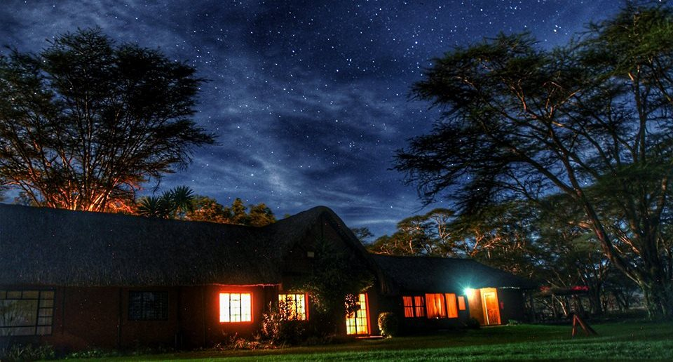 Long Exposure, Ngiri House, Lewa Conservancy, Safaricom Marathon