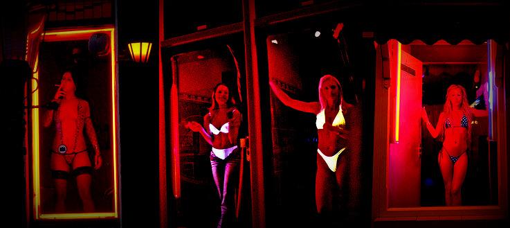 Red Light District Girls