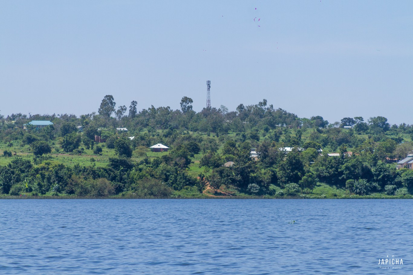 Safaricom Booster in Mageta Island