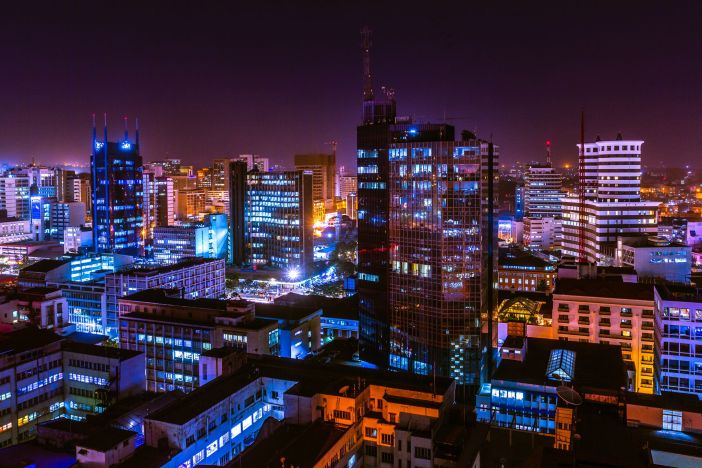 Nairobi City Nights