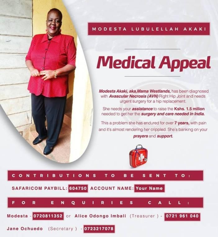 Modesta Akaki, Mama Westlands, Twaweza, Safaricom, MPESA