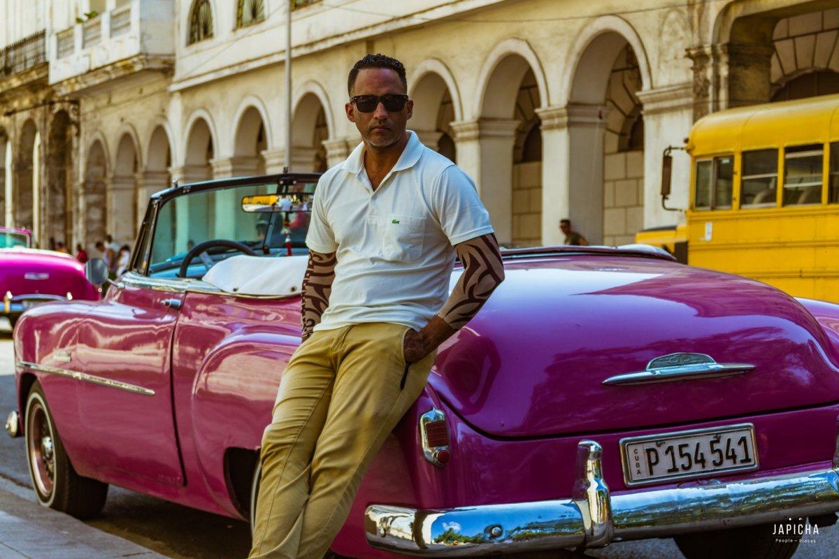 A random Cuban taxi driver | by Japicha