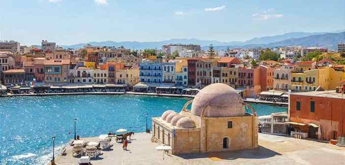 Creta: the cradle of the gods