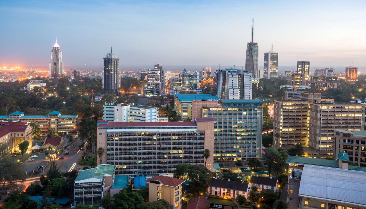 Nairobi Living via @theMagunga