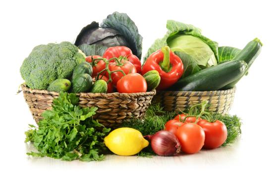 Le verdure sono il cuore della dieta mima digiuno.