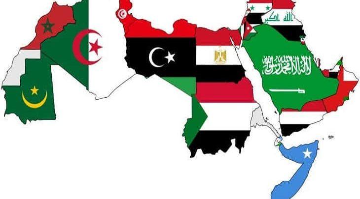 شاهد اعلام الدول العربية واسمائها بالصور مجلة محطات