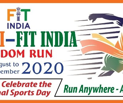 Participate for Fit India Freedom Run: Organised by Physical Education Foundation of India