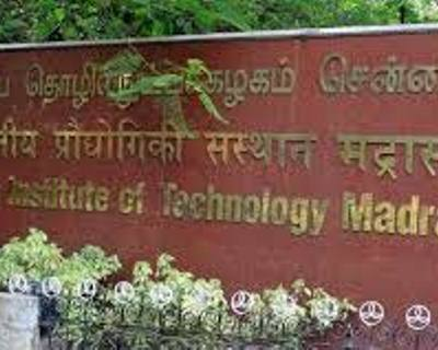 Fellowship in 'Artificial Intelligence for Social Good Launched by IIT Madras