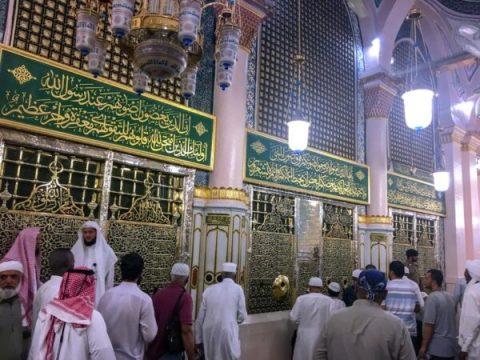 Prophet-Muhammad-Tomb
