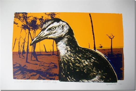 Environmental-Weka Screen-print (Small)