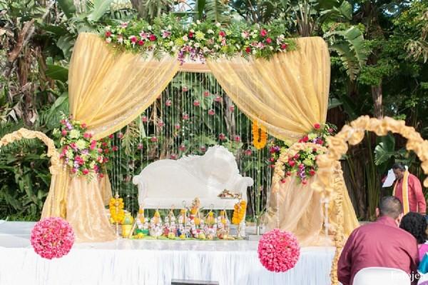 Outside Wedding Centerpieces