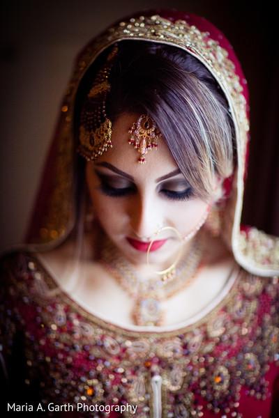 Hair Amp Makeup In New Castle DE Pakistani Wedding By Maria