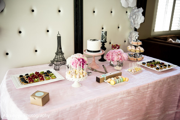 Chanel Themed Indian Bridal Shower By Aaroneye Photography
