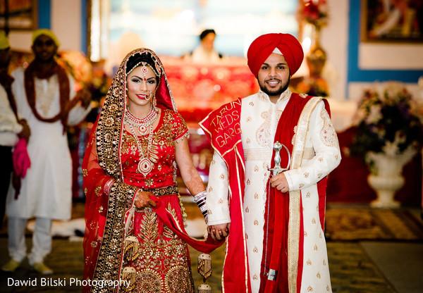 Sacramento CA Sikh Wedding By Dawid Bilski Photography