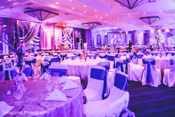 Royal Blue And Purple Wedding Theme
