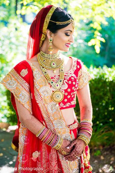 New York NY Indian Wedding By Pandya Photography