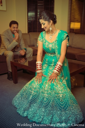 Indian Wedding Portrait Reception Traditional In Concord