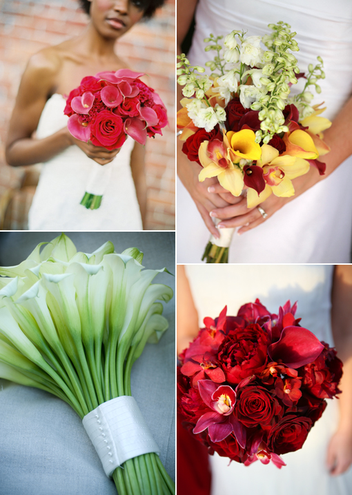 Indian Wedding Ideas Bouquets For South Asian Brides