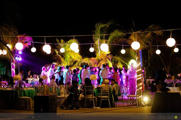 Mona And Phils Funky Fusion Cancun Indian Wedding By Turn