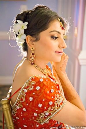 Washington DC Indian Wedding By Photographick Studios