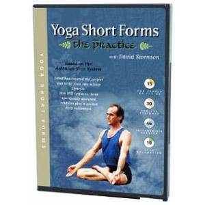 Ashtanga Yoga Short Forms by David Swenson