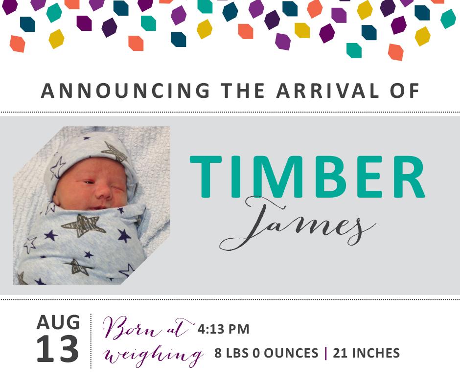 Timber James 4