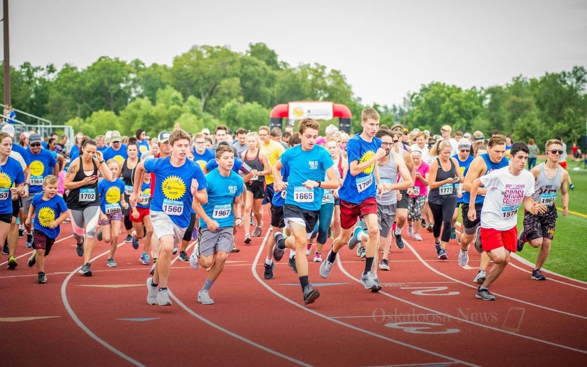 10th Annual Run In The Sun 2021! 11