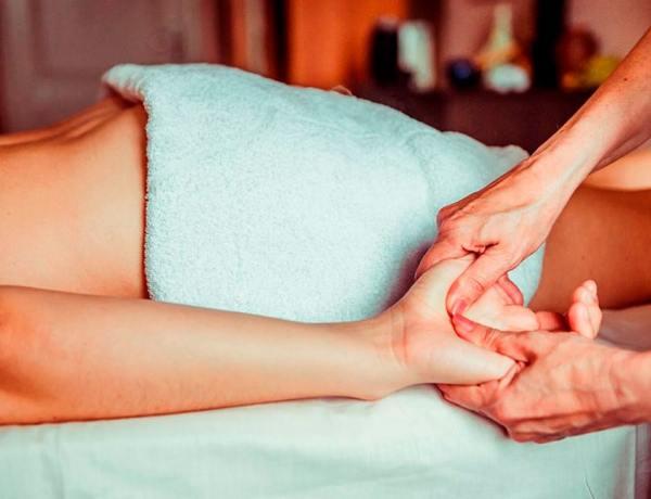 Terapias de sanación - Puntos de energía - Marmani