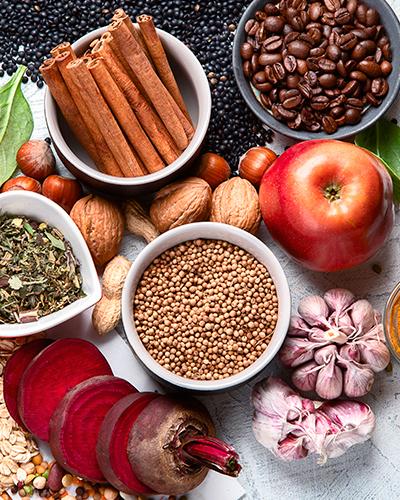 Evitar algunos alimentos para limpieza hepática