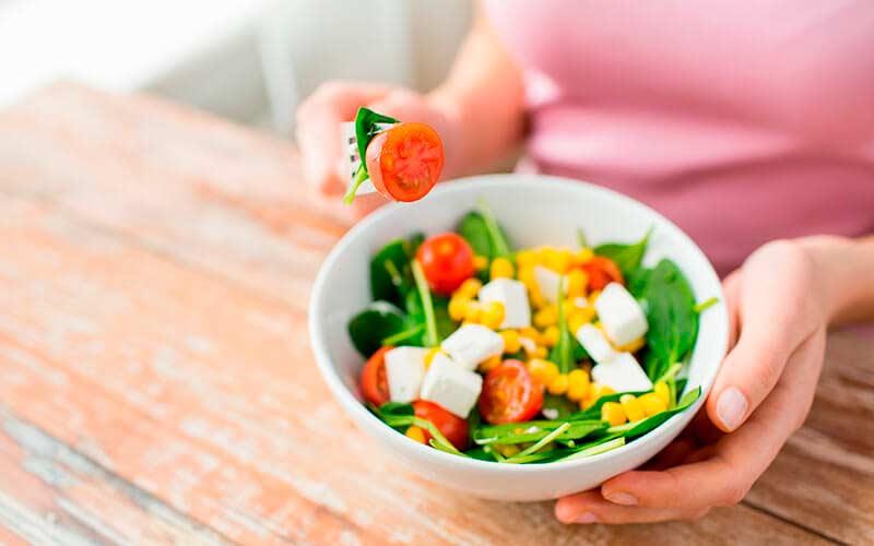 Dieta sana para cuidar la piel