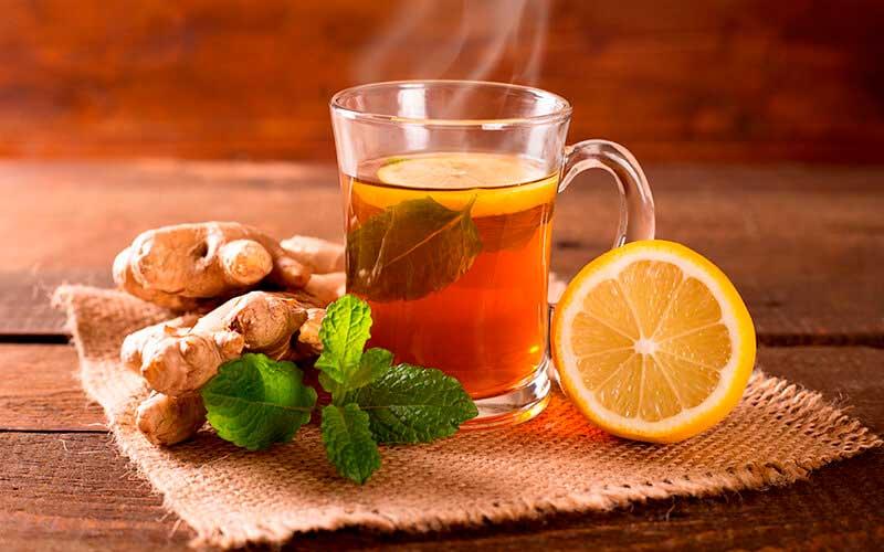 Remedios caseros para Gases, distensión y flatulencias