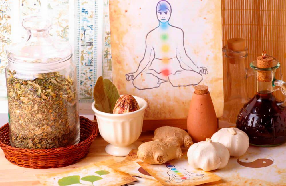 Medicina Natural Ayurveda
