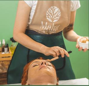 Masaje Facial Ayurveda de rejuvenecimiento