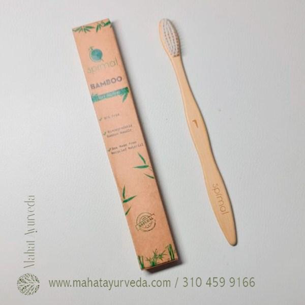 Cepillo de dientes de bambú - Comprar en Colombia