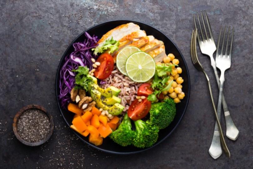 Alimentación - Estilo de vida saludable