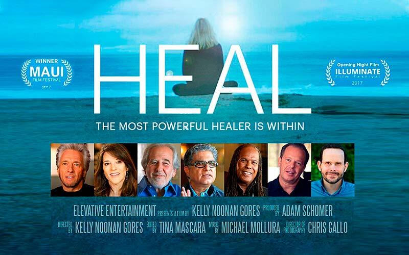 Documental Heal - el poder de la mente para la sanación interior
