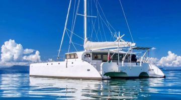 Croisière catamaran à Madagascar