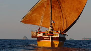 Liaison bateau