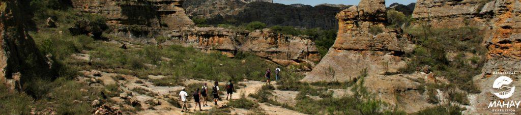 Découverte du massif de l'Isalo à Madagascar