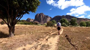 Ultra Trail Madagascar avec UltraMad