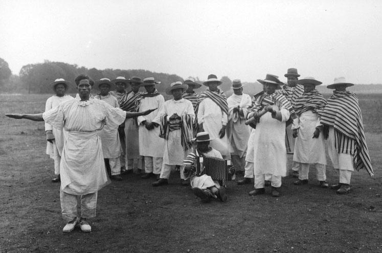 Malgaches de l'ethnie Betsimisaraka
