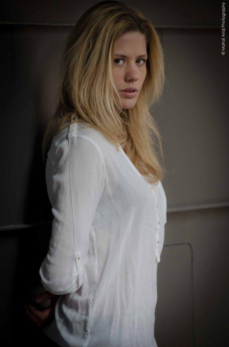 Justine photo profile