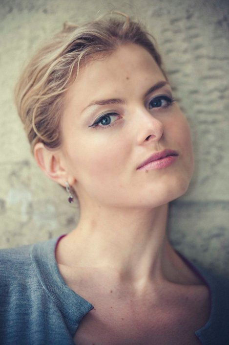 Kateryna photo portrait
